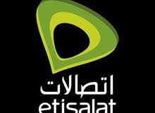 silver number from etisalat