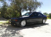 وطواط E36 1992 محوله 97 للبيع او بدل على هوندا سيفك 2000 او بوز كوبيه
