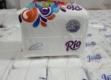 مناديل ريو الفاخرة