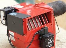 تصليح حارقات وعيار تنظيف بويلرات صيانة مضخات التدفئة فني تدفئه متنقل