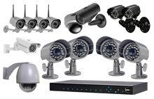 تركيب كاميرات المراقبة وأجهزة البصمة بأحدث التقنيات العصرية