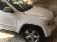 Automatic White Jeep 2013 for sale
