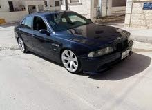 BMW e39 car for sale 1997 in Amman city