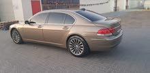 BMW 750 2006 - Used