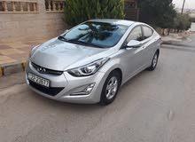Gasoline Fuel/Power   Hyundai Avante 2014