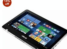 ASUS Q304UA 13.3-Inch 2-In-1 Touchscreen Full HD Laptop PC,