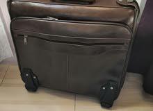 شنطة سفر للبدل الرجالية والفساتين Suits Traveling Bag
