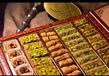 وكالة حلويات سورية بالسمن العربي .. للبيع