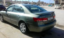 Gasoline Fuel/Power   Hyundai Sonata 2008