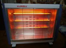 صوبة كهربا Luxell التركيه ومكواية بولرس