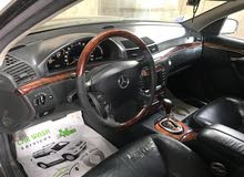 Automatic Black Mercedes Benz 2004 for sale