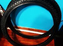 عجلات مطاط ميترو 26 انش للدراجة الهوائية جديدة للبيع METRO 26 INCH BICYCLE TIRES