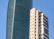 للإيجار مباشر من المالك أدوار تجارية برج جديد في شرق