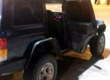 Blue Jeep Cherokee 2000 for sale