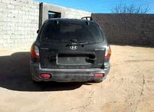 Used condition Hyundai Santa Fe 2003 with 0 km mileage