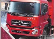 شاحنة  قلاب موديل 2016