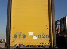 Used Curtain Side Trailers for Sale