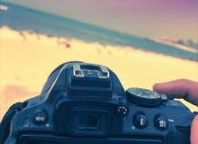كاميرا نيكون 5300  للبيع      شبه جديد