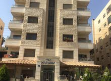 Khalda neighborhood Amman city - 180 sqm apartment for sale