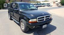 Dodge Durango 2003 For sale - Black color