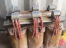 محول كهرباء أسباني   وآخر كويتي