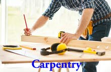 we are providing carpentry and Gypsum services
