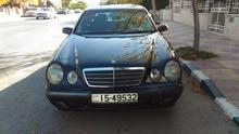 Mercedes E200 Kompressor 2002 in Great condition for sale سياره نظيفه جدا