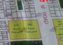 مخطط السلمانية جنوب الخرطوم  المساحة 589  ثاني ناصية تفتح علي شارع تجاري وشارع