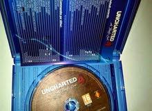 Uncharted 4 مستعمل مرة واحده
