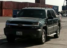 Chevrolet Avalanche 2004 For sale - Green color