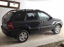 Kia Sportage car for sale 2009 in Tripoli city