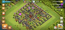 قريه clash of clans