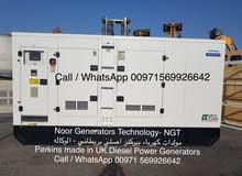 USA Made Perkins Generators- مولدات كهرباء