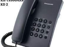 للبيع تلفونات مستعملة ماركة باناسونيك موديل Panasonic KX-TD500MXB