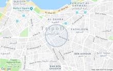 مطلوب شقة او استوديو للايجار في بن عاشور