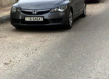 Honda Civic 2009 For sale - Grey color
