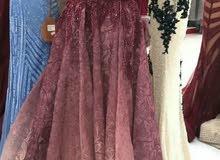 للبيع فستان سهرة تركي