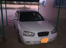 سيارة هونداي افانتي xd