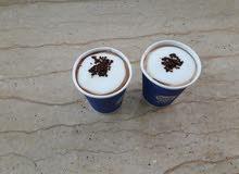 سطا قهوه ليبي متفرغ للعمل