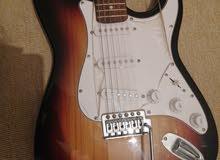 جيتار الكتريك جديد ماركة Waldman صناعة امريكية