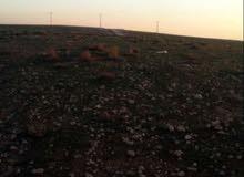 ارض واصلها جميع الخدمات في ام الرصاص جنوب عمان