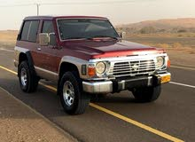 km Nissan Patrol 1991 for sale