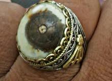 خاتم عين عقيق يماني
