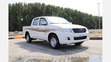 Toyota Hilux 2015 4X2 Ref#519 - AED 45,000