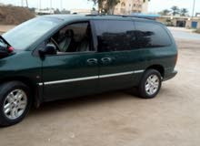 Used condition Chrysler Voyager 2001 with 1 - 9,999 km mileage
