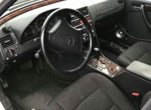 Silver Mercedes Benz C 180 1998 for sale