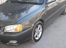 Gasoline Fuel/Power   Hyundai Verna 1999