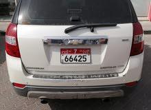 Chevrolet Captiva for sale in Abu Dhabi