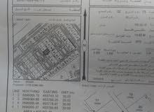 للبيع ارض سكنيه في صحار ( فلج السوق مربع 2) زاويه