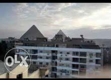 شقة للبيع في الهرم مساكن الرمايه